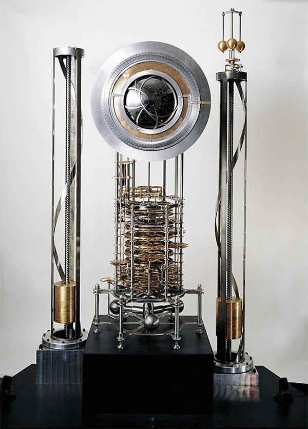 Vì sao tỷ phú giàu nhất thế giới chế tạo siêu đồng hồ 10.000 năm tuổi?