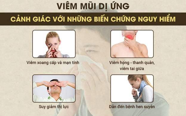 Viêm mũi dị ứng: Nguyên nhân, triệu chứng và cách điều trị