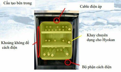 Việt Nam lần đầu thử nghiệm công nghệ điện trường bảo quản thực phẩm