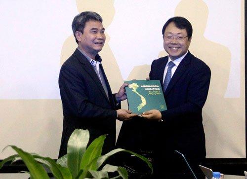 Việt Nam xây dựng biểu tượng chỉ dẫn địa lý quốc gia