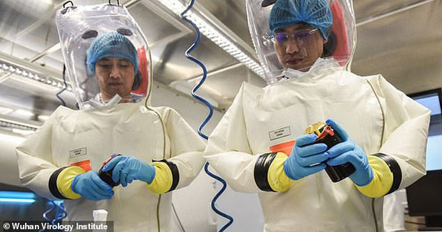 Virus Corona bị nghi là sản phẩm của phòng thí nghiệm, có liên quan đến chương trình chiến tranh sinh học của Trung Quốc