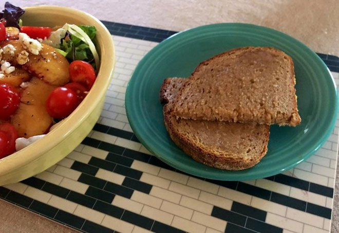 Với loại men ủ 4500 năm, nhà khoa học thử chế biến thành công với món bánh mì nướng cực ngon