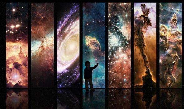 Vũ trụ mà chúng ta đang sinh sống liệu có phải là một hố đen?