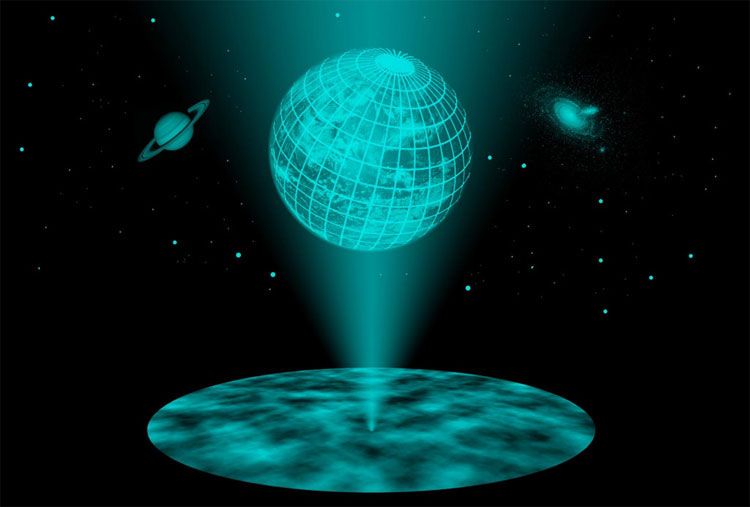 Vũ trụ thực chất chỉ là ảo ảnh?