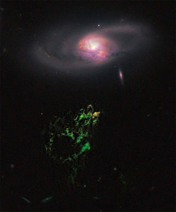 Vùng siêu rỗng của không gian và những vật thể kỳ lạ nhất vũ trụ
