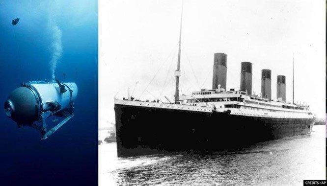 Xác tàu Titanic dưới đáy biển đang dần biến mất