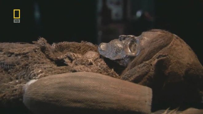 Xác ướp tại Trung Quốc: Phải chăng người da trắng đã tới phương Đông từ hơn 3.000 năm trước?