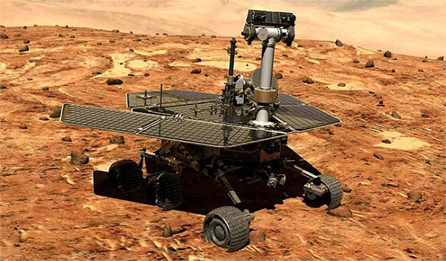 Xe thám hiểm của NASA chết sau 15 năm khám phá sao Hỏa