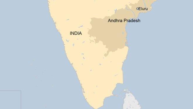 Xuất hiện bệnh bí ẩn ở Ấn Độ, 300 người nhập viện