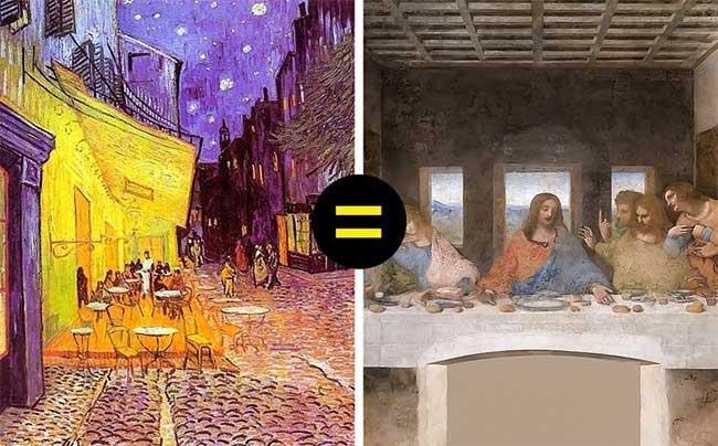 Ý nghĩa thực sự của những bức họa nổi tiếng thế giới mà hầu hết chúng ta không hay biết