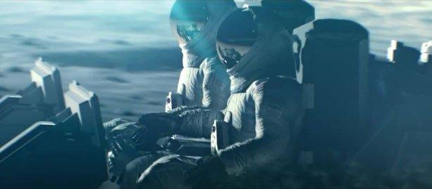 Ý tưởng xe điện chở người trên Mặt trăng
