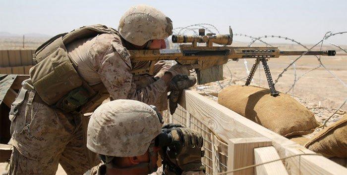Súng bắn tỉa Mỹ sắp có đạn dẫn đường để tiêu diệt mục tiêu từ cả cây số