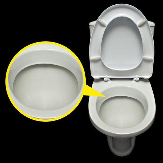 Tại sao bồn vệ sinh luôn chỉ có màu trắng mà không phải xanh, đỏ hay đen