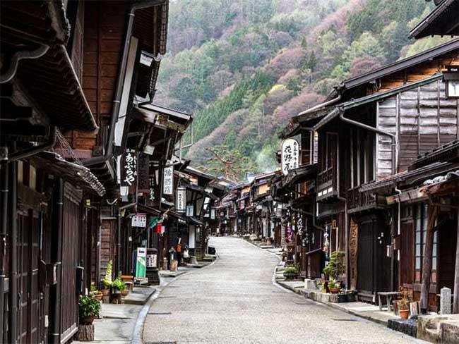 Top 12 thị trấn nhỏ, quyến rũ nhất thế giới