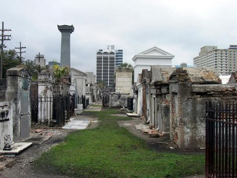 10 nghĩa trang ma ám nổi tiếng nước Mỹ