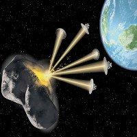 12/10/2017 NASA thử nghiệm hệ thống phòng thủ Trái đất