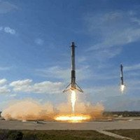 12 điều bạn có thể không biết về tên lửa Falcon Heavy của SpaceX