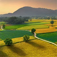 12 hình ảnh Việt Nam ấn tượng từ trên cao