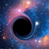 12 lỗ đen quái vật bao vây, Trái đất có