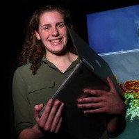 16 tuổi, cô bé này đã làm dự án quan trọng cho NASA