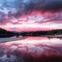 17 bức ảnh động về thiên nhiên đẹp đến
