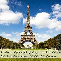 20 sự thật thú vị về nước Pháp