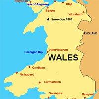 20 sự thật thú vị về xứ Wales