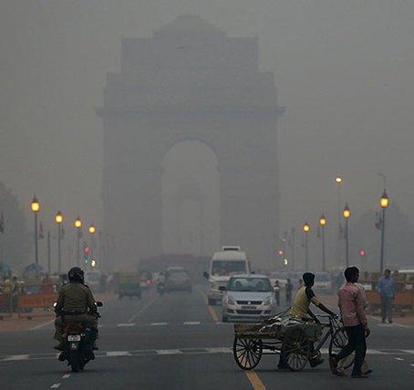 20 thành phố ô nhiễm nhất thế giới