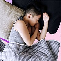 3 tư thế ngủ ảnh hưởng đến hệ tiêu hóa của bạn