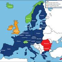 33 đường biên giới độc đáo nhất Châu Âu