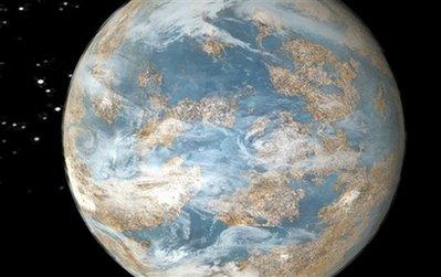 'Sẽ sớm tìm thấy hành tinh giống trái đất'