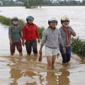 40 người chết, mất tích do mưa lũ ở miền Trung Tây Nguyên