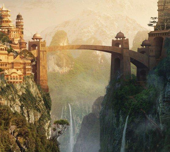 5 vùng đất huyền diệu trong truyền thuyết nổi tiếng thế giới