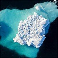 50 hồ nước được phát hiện dưới dải băng Greenland
