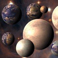 50 nghìn tỷ hành tinh có thể chứa sự sống trong vũ trụ