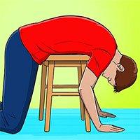 6 cách giảm đau lưng nhanh chóng do ngồi cả ngày
