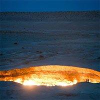 7 hố tử thần bí ẩn trên Trái đất
