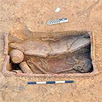 83 mộ cổ Ai Cập trong quan tài đất sét hiếm gặp
