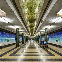 9 ga tàu điện ngầm đẹp nhất thế giới