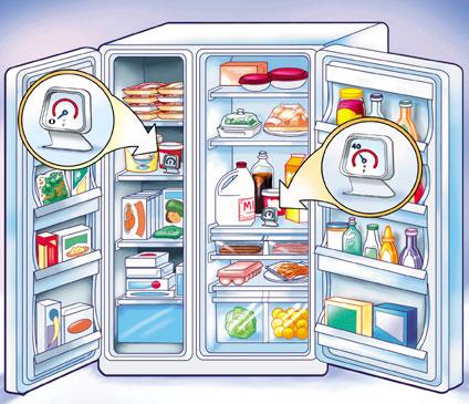 9 mối nguy tiềm ẩn từ tủ lạnh và giải pháp khắc phục