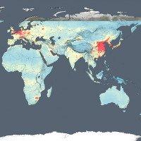 92% dân số thế giới sống trong không khí ô nhiễm
