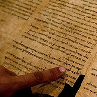 ADN cổ xưa có thể tiết lộ bí ẩn của cuốn sách biển Chết