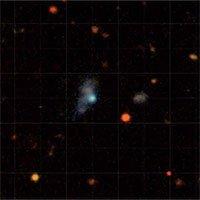 AI phát hiện thiên hà cách xa 430 triệu năm ánh sáng