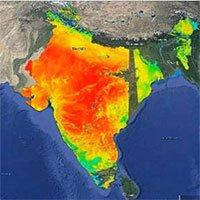 Ấn Độ biến thành chảo lửa dưới nắng nóng trên 50 độ C