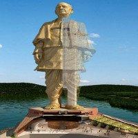 Ấn Độ sắp có tượng cao nhất thế giới, gần gấp đối tượng thần tự do Mỹ