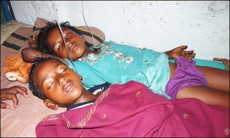 Ấn Độ: Viêm não bùng phát giết chết 430 người