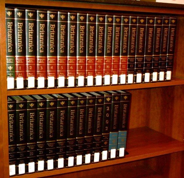 Ấn phẩm bách khoa toàn thư Britannica ngừng xuất bản