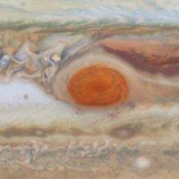 Ảnh 3D mây khí tung hoành trong khí quyển sao Mộc