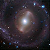 Ảnh chụp cận cảnh thiên hà cách 65 triệu năm ánh sáng