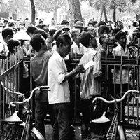 Ảnh cực hiếm về mậu dịch thời bao cấp ở Việt Nam